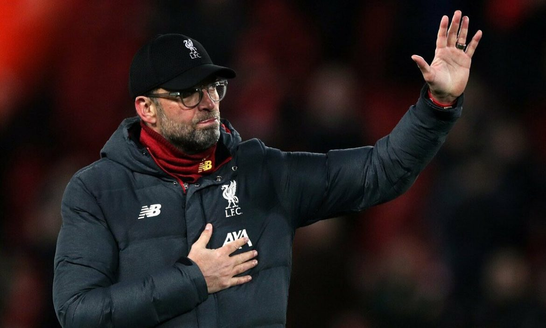 Klopp: 'Liverpool di 4 besar musim ini akan menjadi pencapaian yang luar biasa'
