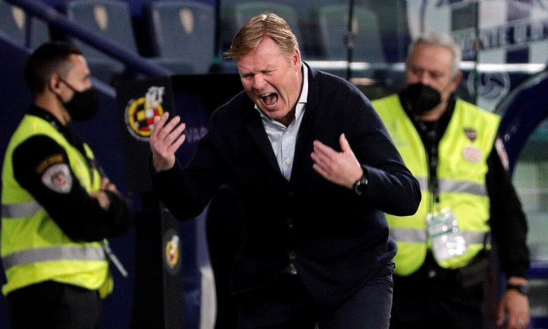 'Barca keluar dari liga untuk memenangkan La Liga'