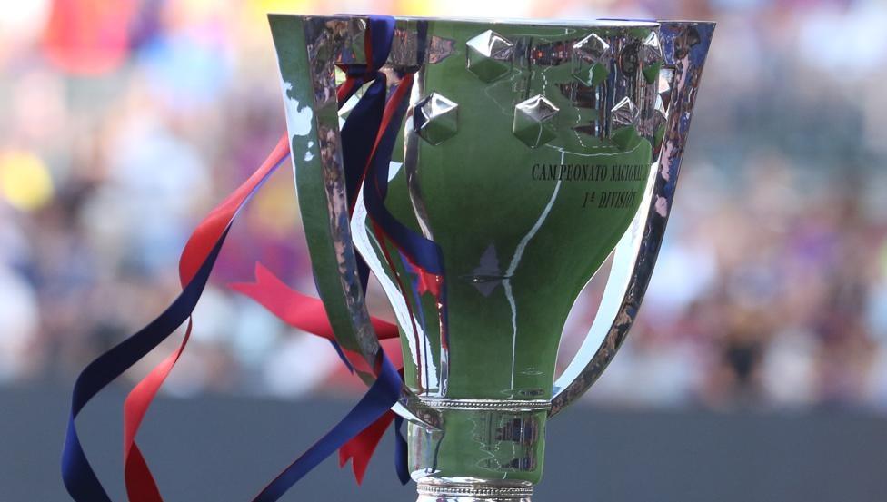Atletico akan segera menerima piala jika mereka menang di babak ke-37