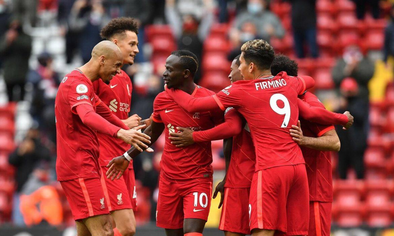 Liverpool memenangkan tiket ke Liga Champions