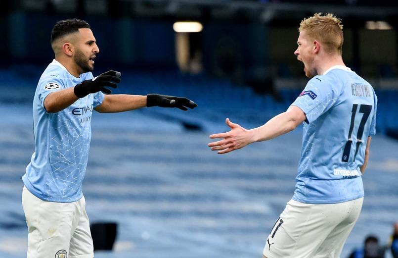 Man City mencetak dua rekor untuk hari ini di final