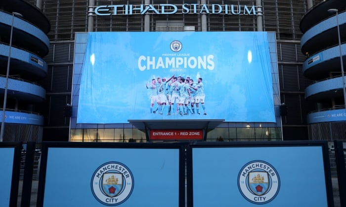 Man City memenangkan Liga Premier