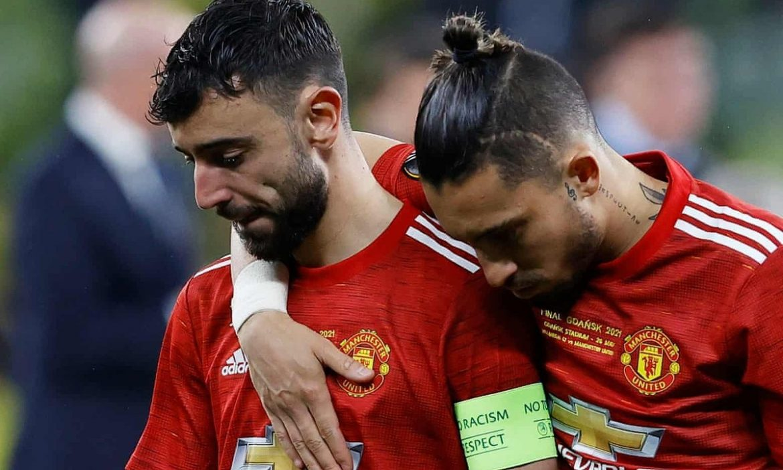 Man Utd menghindari tim kuat di Liga Champions