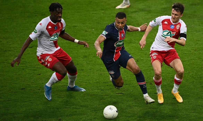 Mbappe mencetak gol ke-41, PSG mengalahkan Monaco 2-0 untuk memenangkan Piala Prancis