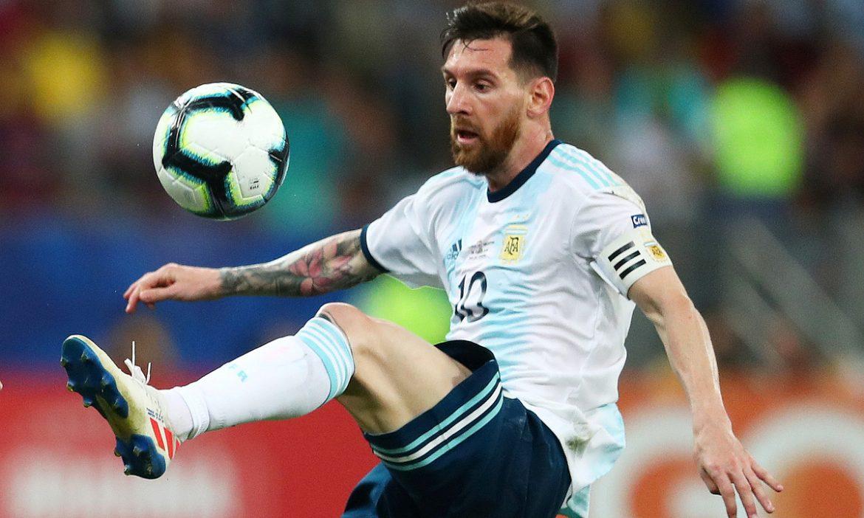 Messi kehilangan kesempatan bermain di kandang sendiri di Copa America