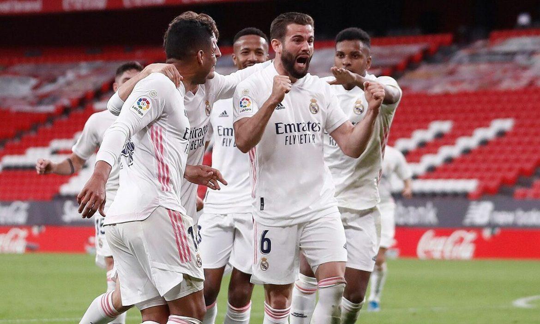 Real memegang peluang terakhir untuk memenangkan La Liga