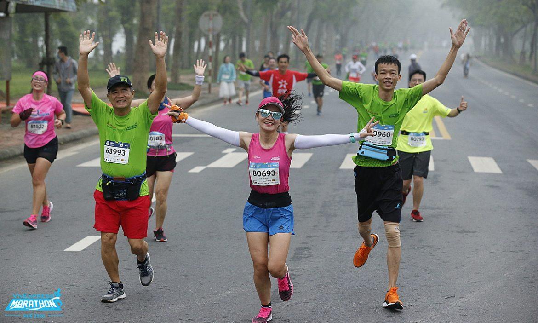 Penghargaan 'Lari untuk Kreativitas' menetapkan jarak sejauh 15.000 km