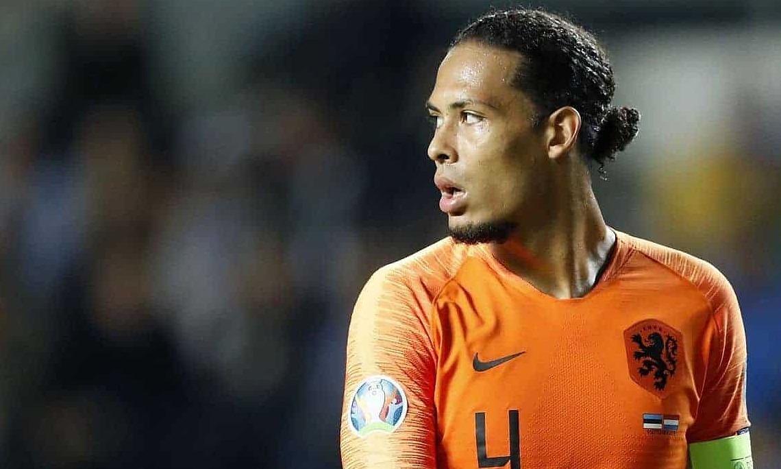 Van Dijk tidak menghadiri Euro