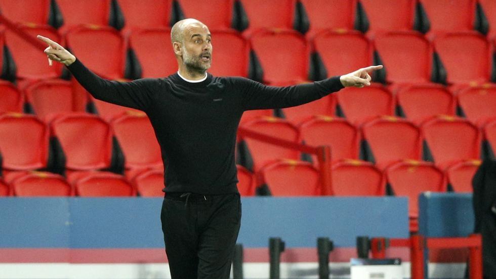 Guardiola: 'Man City lelah'