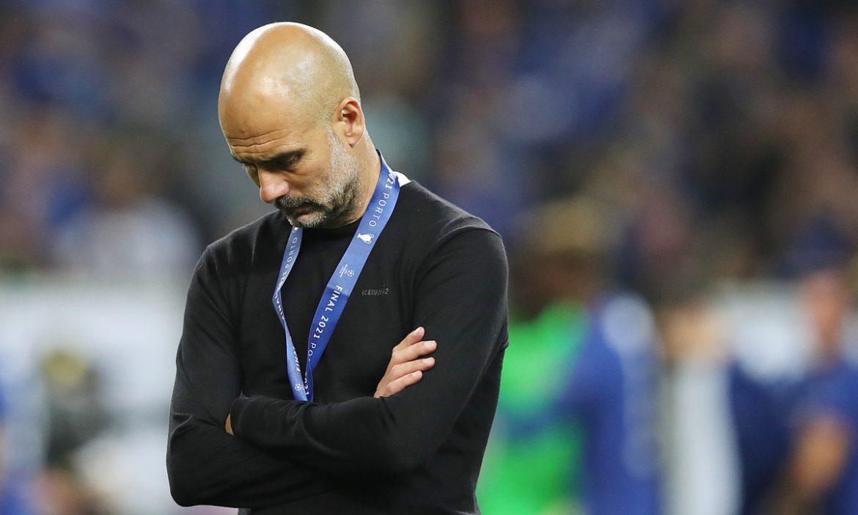 Guardiola dan tragedi penghancuran diri