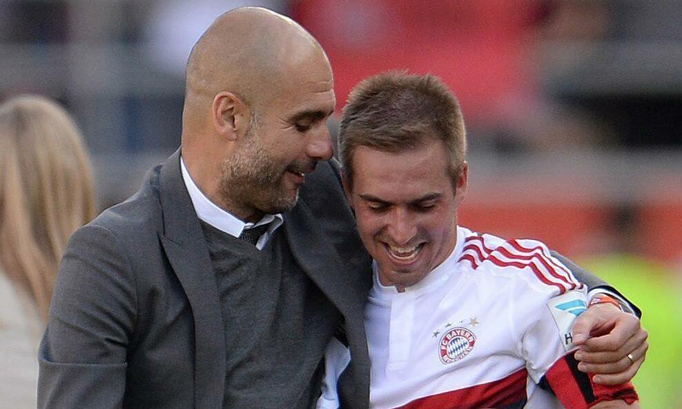 Philipp Lahm: 'Guardiola adalah seorang teman, pelayan bagi pemain'