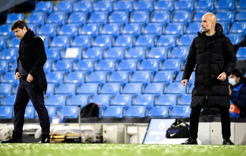 Guardiola: 'Bagus Mbappe tidak bermain'