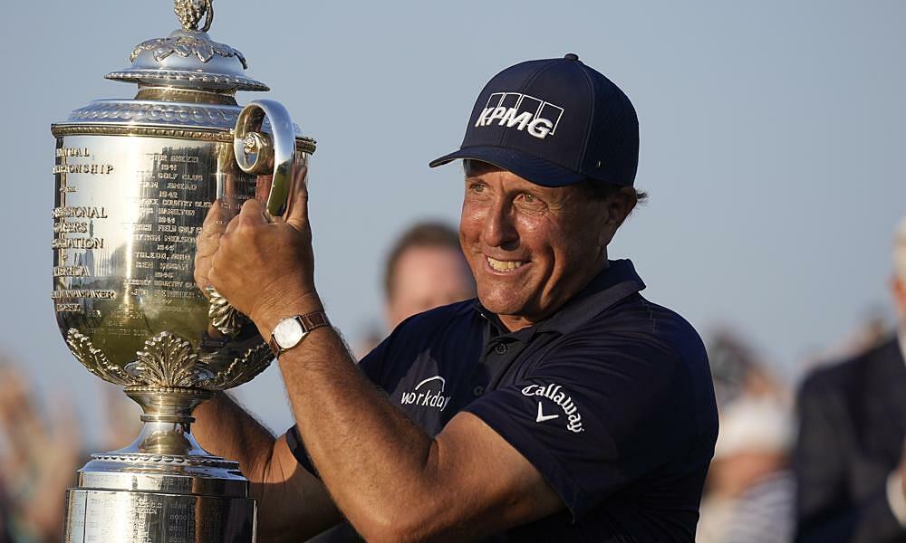 Mickelson memenangkan Kejuaraan PGA – w88alternatif Sports