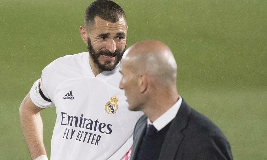 Real Madrid – senyumnya hilang