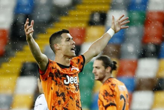 Kjaer: 'Ronaldo hidup untuk mencetak gol'