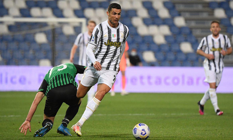 Ronaldo menjadi pencetak gol lintas negara