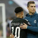 Neymar ingin bermain dengan Ronaldo