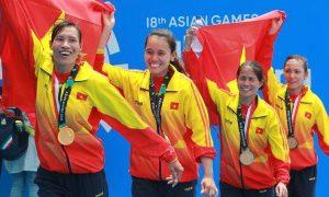 Dayung memenangkan tempat Olimpiade lainnya untuk Vietnam