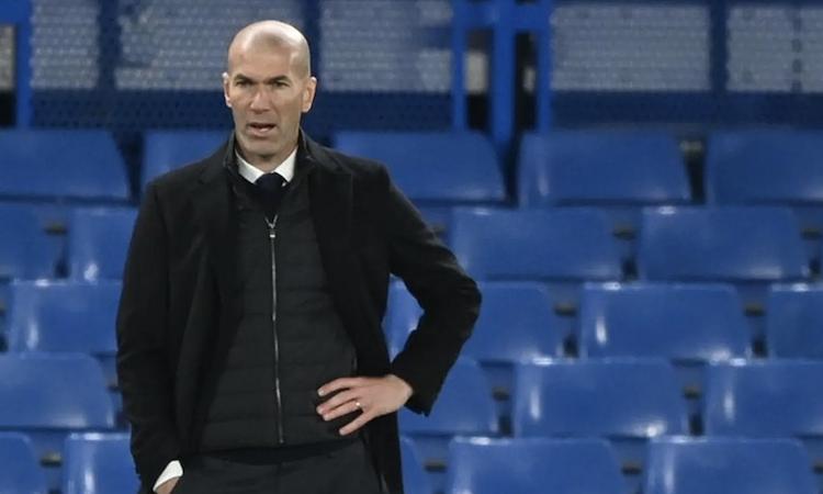 Zidane: 'Real tidak kalah karena taktik'