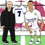 Apa yang Ronaldo lakukan jika Juventus melewatkan 4 besar?