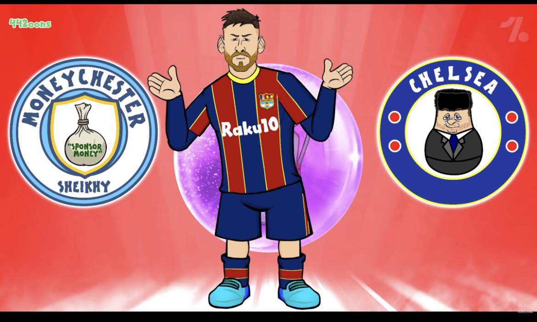 Apa yang diharapkan Ronaldo dan Messi di final Liga Champions?