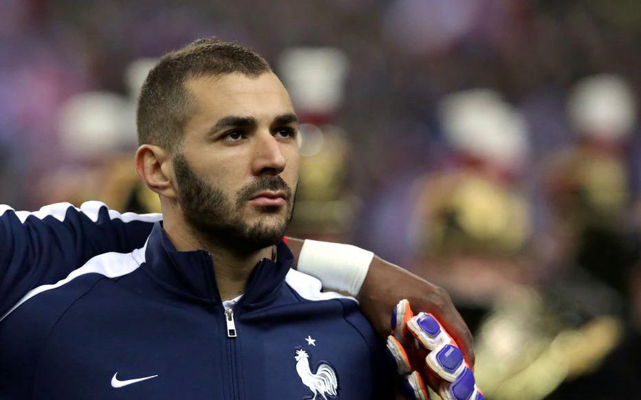 Perjalanan membawa Benzema kembali ke timnas Prancis