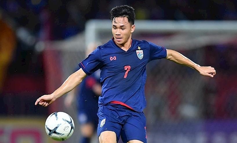 Striker Thailand itu ingin memenangkan ketiga pertandingan final kualifikasi Piala Dunia