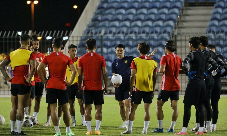 Pelatih Malaysia itu marah dengan pertahanan sebelum kualifikasi Piala Dunia