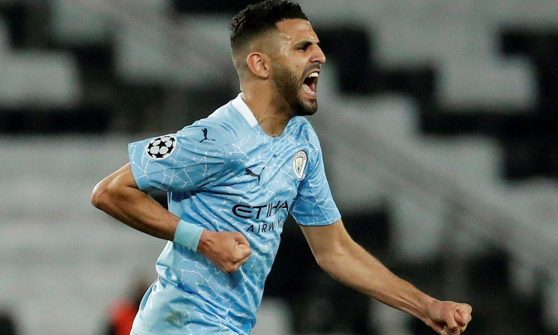 Mahrez – dari bocah pemalu hingga 'monster' Man City