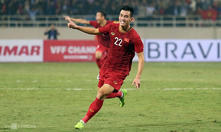 AFC: 'Tien Linh adalah faktor terpenting Vietnam'