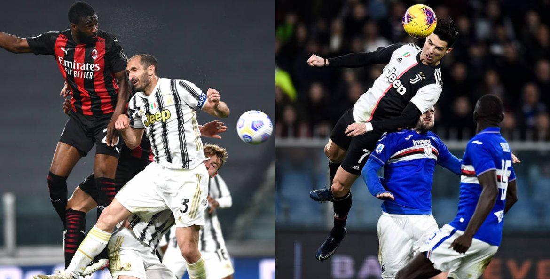 Bek Milan itu memecahkan rekor mencetak gol tertinggi Ronaldo