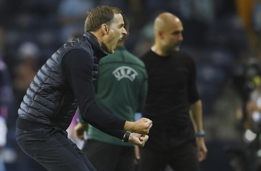 Tiga pelatih Jerman berturut-turut memenangkan Liga Champions