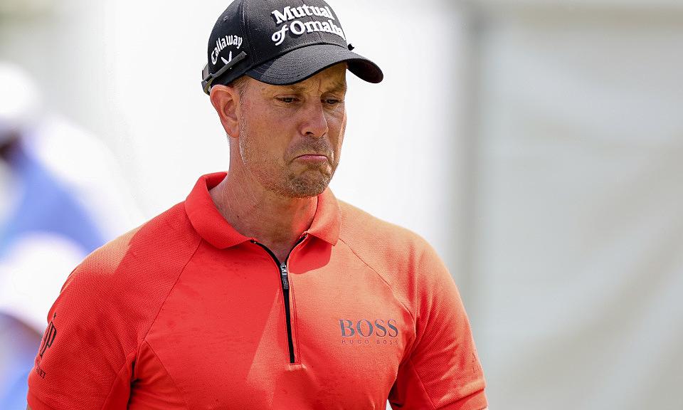 Pemain Swedia menghancurkan dirinya sendiri di PGA ChampionshipGA