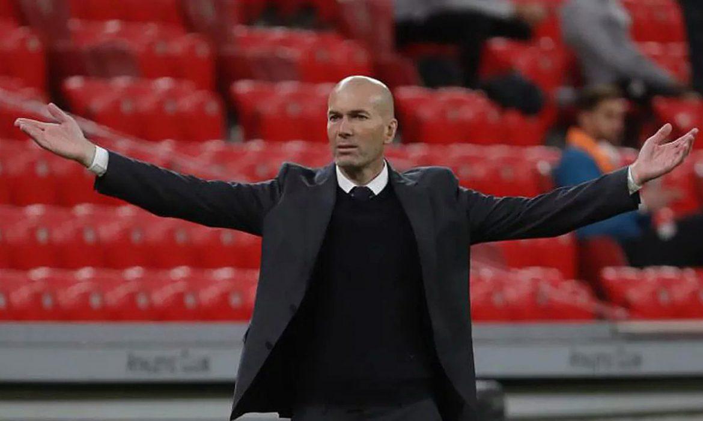 Zidane: 'Bagaimana saya bisa mengatakan pergi sekarang'