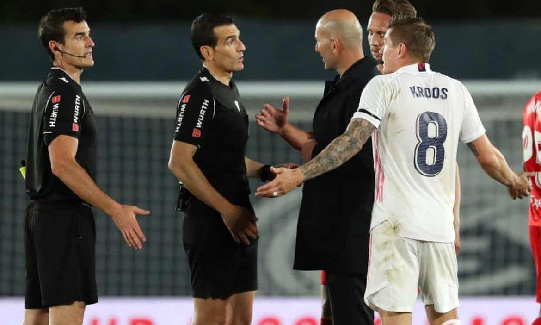 Roberto Carlos: 'Real menang, jika wasit benar'