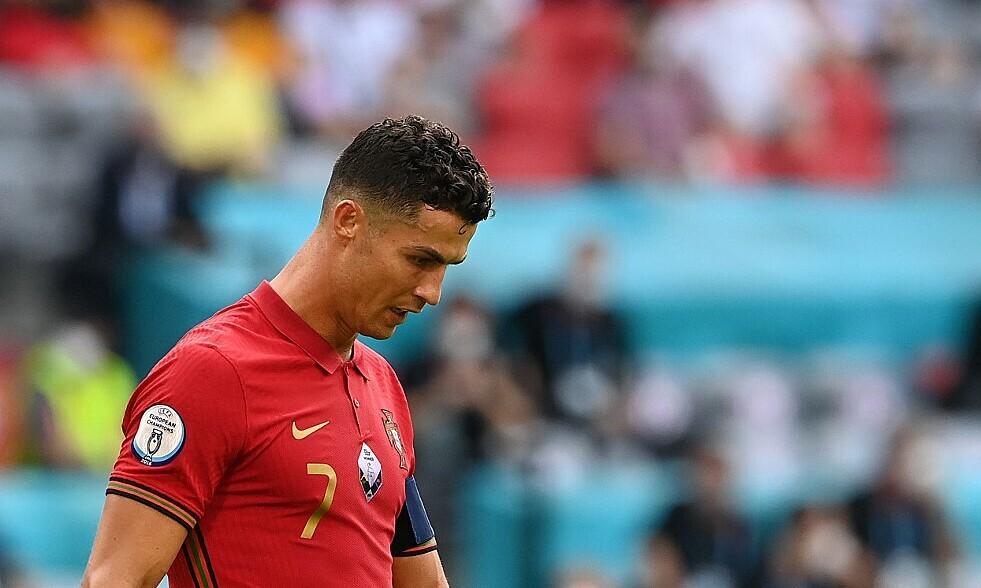 Ronaldo dan rekan satu timnya mencapai tonggak sejarah yang menyedihkan