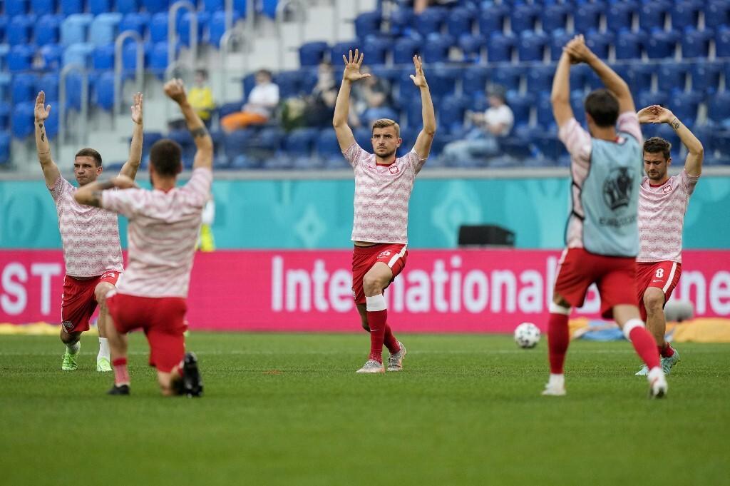 Swedia 1-0 Polandia (H1): Forsberg membuka skor