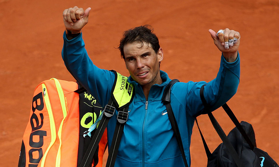 Nadal dan Djokovic memulai kampanye Roland Garros
