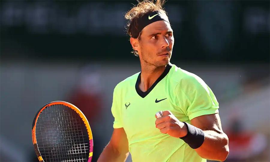 Nadal Menyelamatkan Set Point di Ronde Pertama Roland Garros