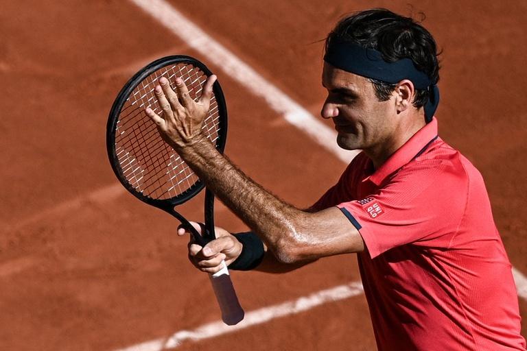 Federer memenangkan dua pertandingan berturut-turut untuk pertama kalinya di musim 2021