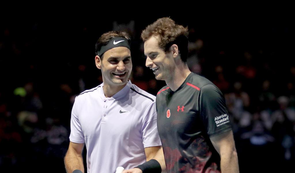 Murray angkat topi untuk tiga tie-break Federer