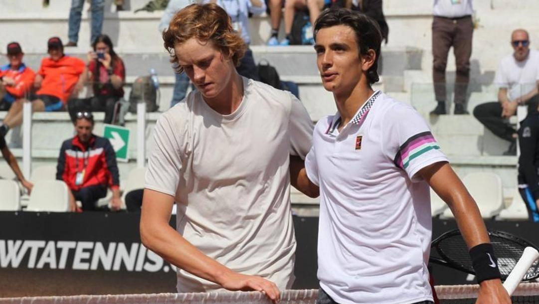 Dua talenta remaja menantang Nadal, Djokovic