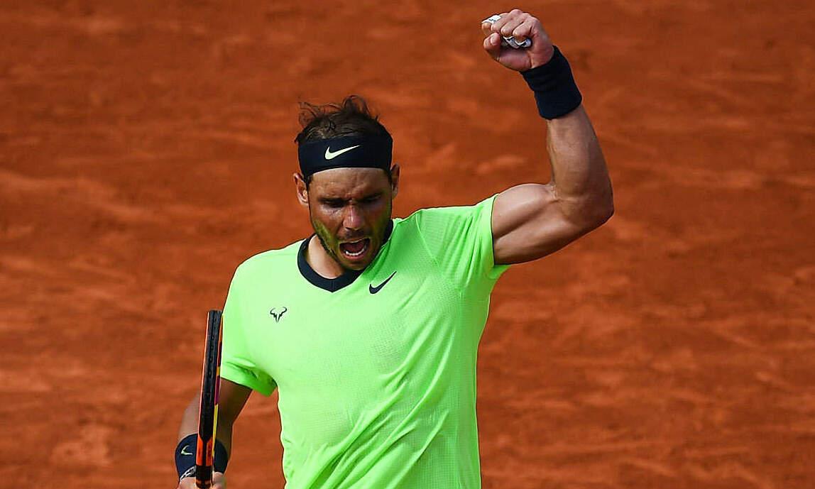 Nadal mencapai perempat final Roland Garros untuk ke-15 kalinya