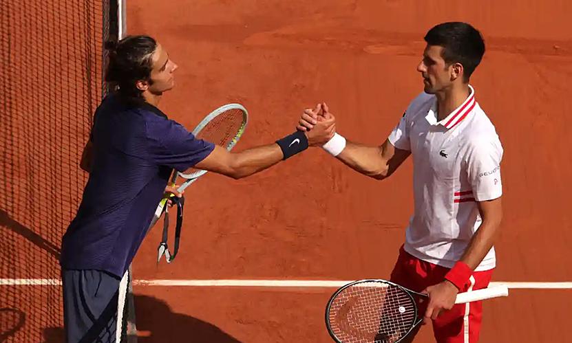 Djokovic: 'Saya takut kehilangan dua set'