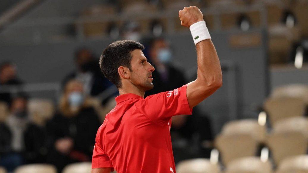Djokovic dengan percaya diri mengalahkan Nadal di Roland Garros