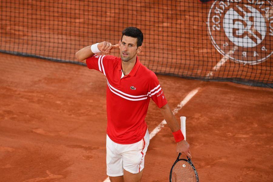Djokovic: 'Memenangkan Nadal Seperti Mendaki Gunung Everest'