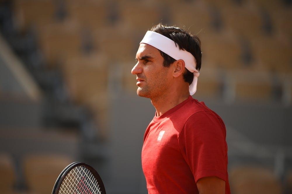 Federer diduga kalah dari Djokovic di Roland Garros