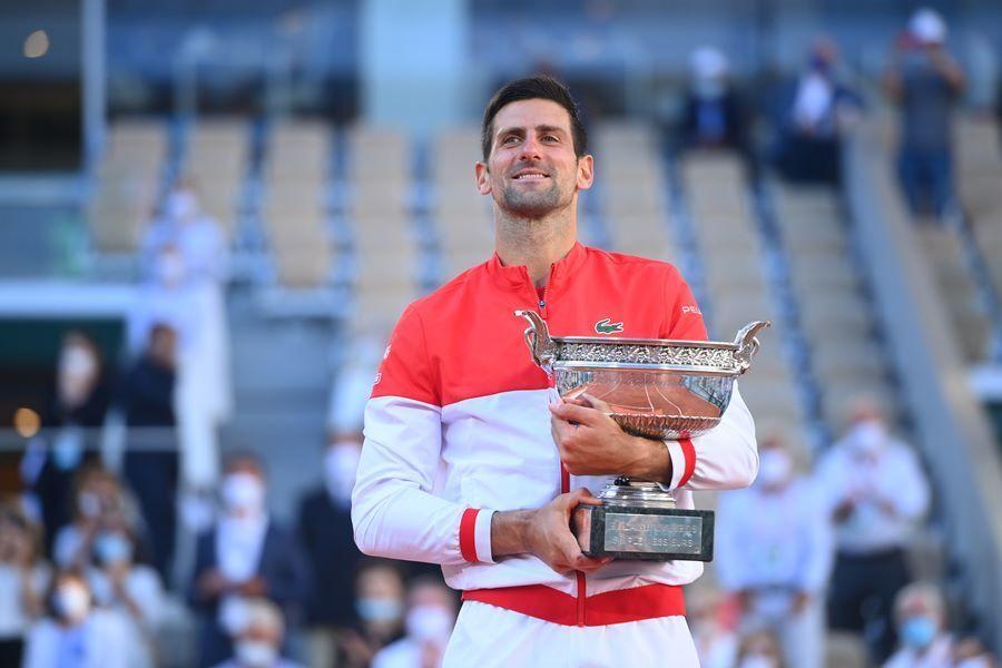 Djokovic: 'Saya bisa memenangkan keempat Grand Slam tahun ini'
