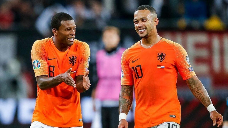 Belanda memecahkan rekor gol setelah 86 tahun
