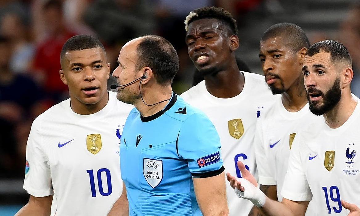 VAR mengurangi dampak di Euro 2021